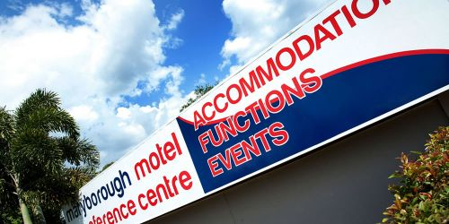 Maryborough Motel  Conference Centre - Accommodation Melbourne