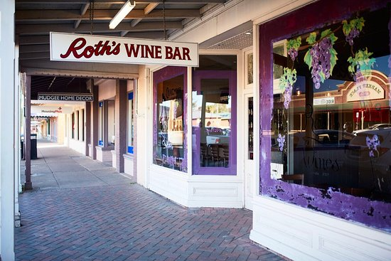 Roth Wine Bar - Accommodation Melbourne