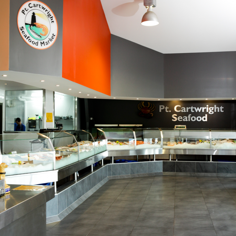 Point Cartwright Seafood Market - Accommodation Melbourne