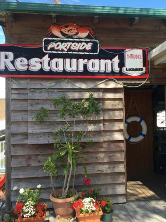 Portside Seafood Restaurant - Accommodation Melbourne