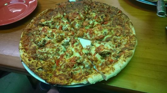 Pizza in the Pan - Accommodation Melbourne