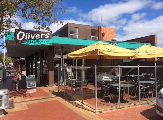 Olivers Bakery  Cafe - Accommodation Melbourne