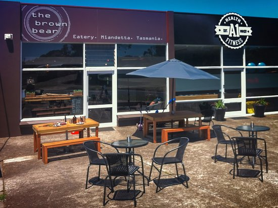 The Brown Bear Eatery - Accommodation Melbourne