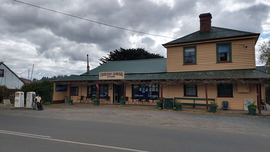 Chudleigh General Store and Cafe - Accommodation Melbourne
