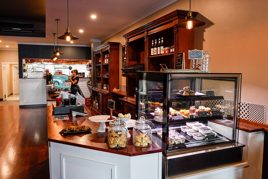 Al Forno The Cafe - Accommodation Melbourne