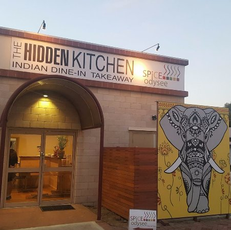 Spice Odysee - The Hidden Kitchen - Accommodation Melbourne