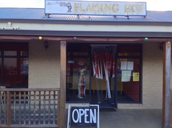 Flaming Hot Takeaway's - Accommodation Melbourne