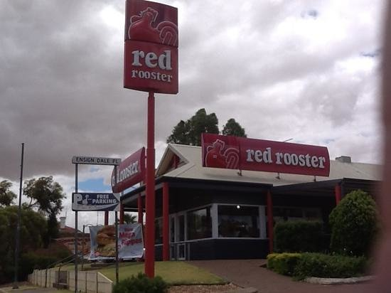 Red Rooster - Accommodation Melbourne