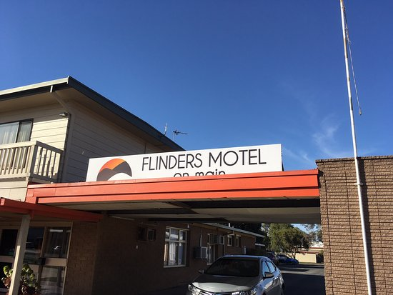 Flinders Motel On Main - Accommodation Melbourne
