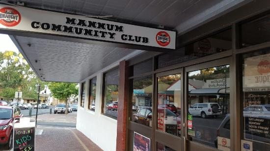 Mannum Community Club - Accommodation Melbourne