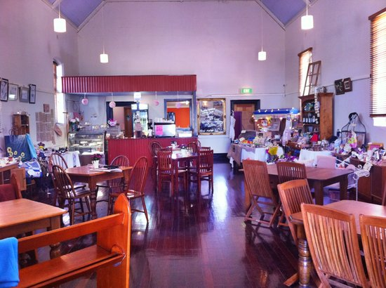 Salt Of The Earth Cafe And Gallery - Accommodation Melbourne