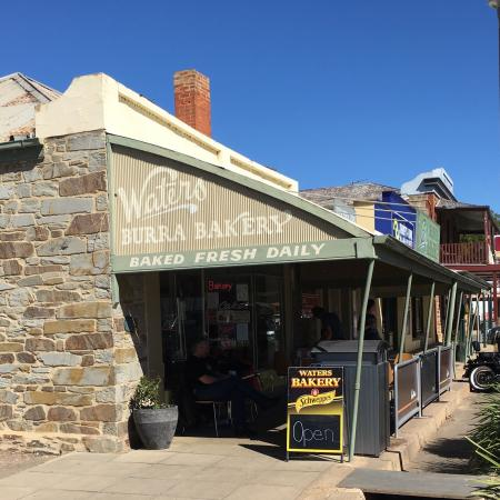 Waters Burra Bakery - Accommodation Melbourne