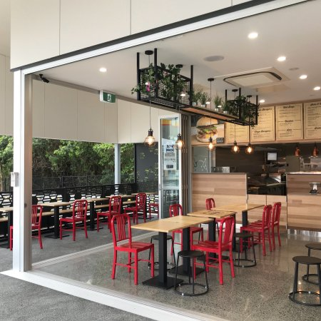 Burgerd - Accommodation Melbourne