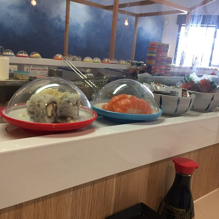 Hane Sushi - Accommodation Melbourne