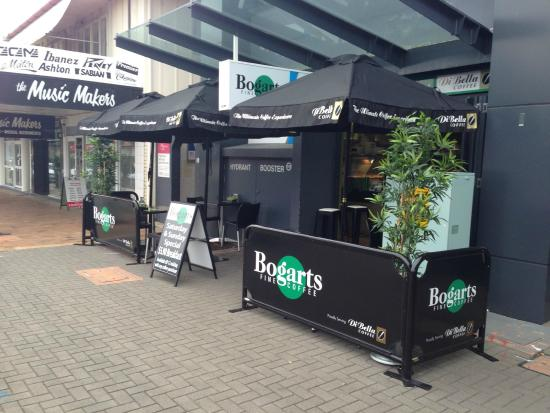 Bogarts Fine Coffee - Accommodation Melbourne