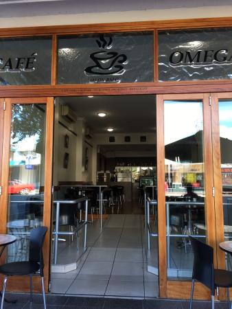 Cafe Omega - Accommodation Melbourne