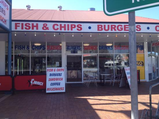 Beaudesert Fish and Chips - Accommodation Melbourne