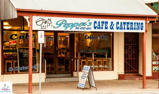 Peppers Cafe  Catering - Accommodation Melbourne