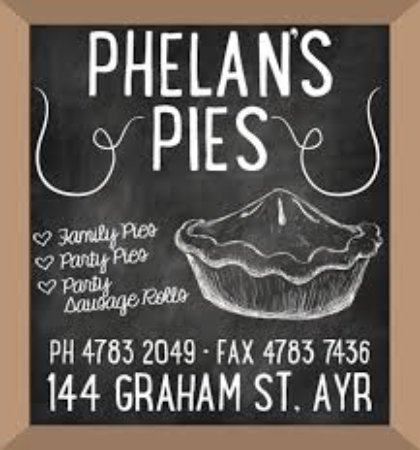 Phelan's Pies - Accommodation Melbourne