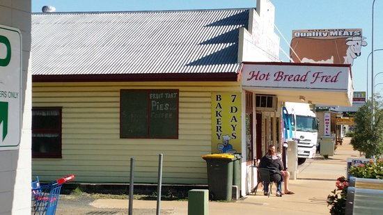 Hot Bread Fred - Accommodation Melbourne
