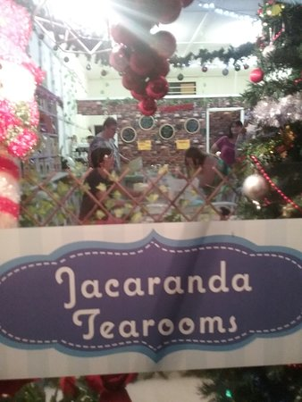 Jacaranda Tearooms - Accommodation Melbourne