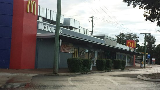 McDonalds Childers - Accommodation Melbourne