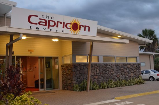 The Capricorn Tavern - Accommodation Melbourne