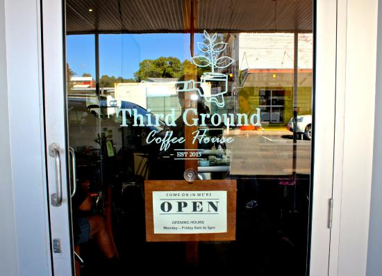 Third Ground Coffee House - Accommodation Melbourne