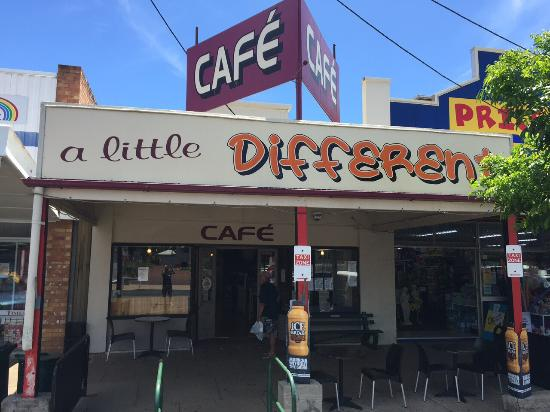 A Little Bit Different Cafe - Accommodation Melbourne