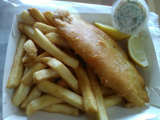 Chipper Fish - Accommodation Melbourne