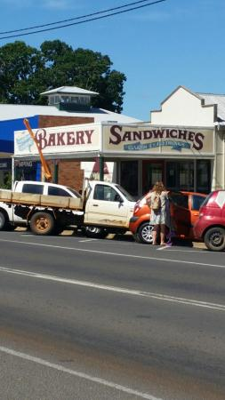 Gayndah Country Bakery - Accommodation Melbourne