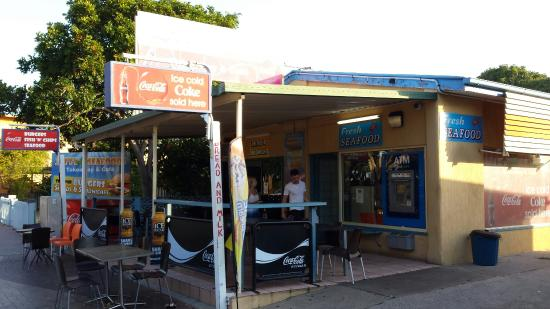 Jetty Seafood and Hamburgers - Accommodation Melbourne