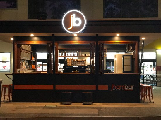 Jham Bar Espresso - Accommodation Melbourne