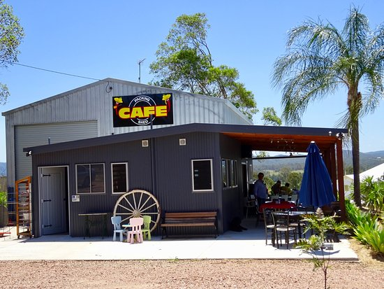 Packing Shed Cafe - Accommodation Melbourne