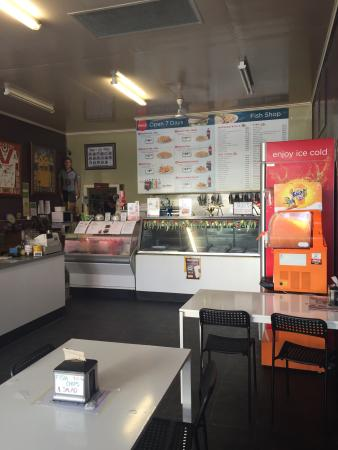 tenterfield fish and chips - Accommodation Melbourne