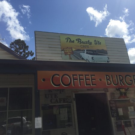 The Rusty Ute Cafe - Accommodation Melbourne