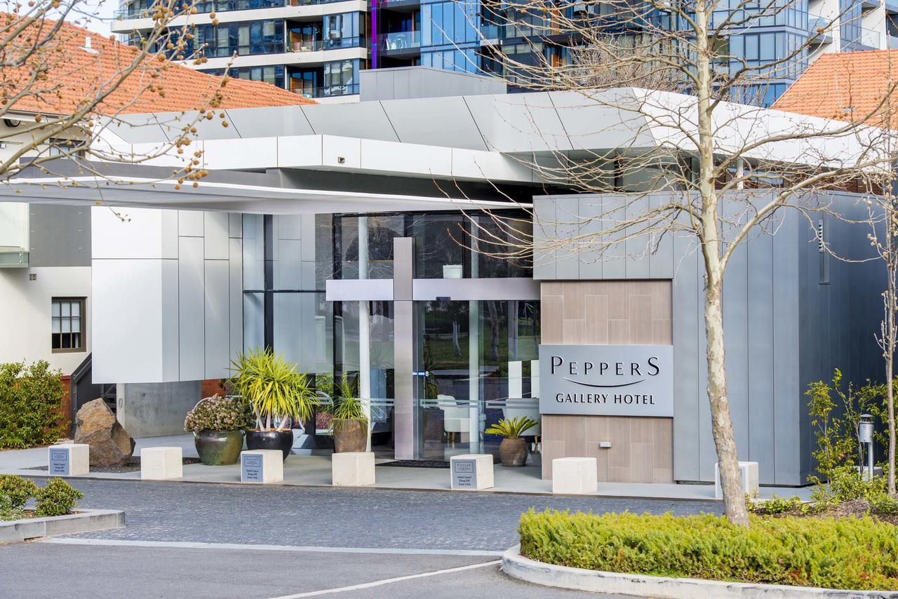 Peppers Gallery Hotel - Accommodation Melbourne