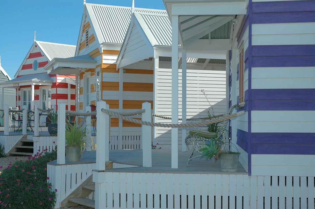 Beach Huts Middleton - Accommodation Melbourne