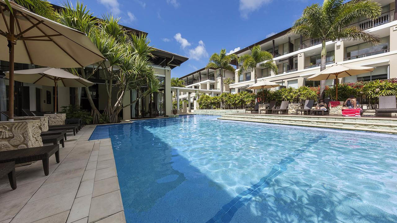 Oaks Santai Resort Casuarina - Accommodation Melbourne