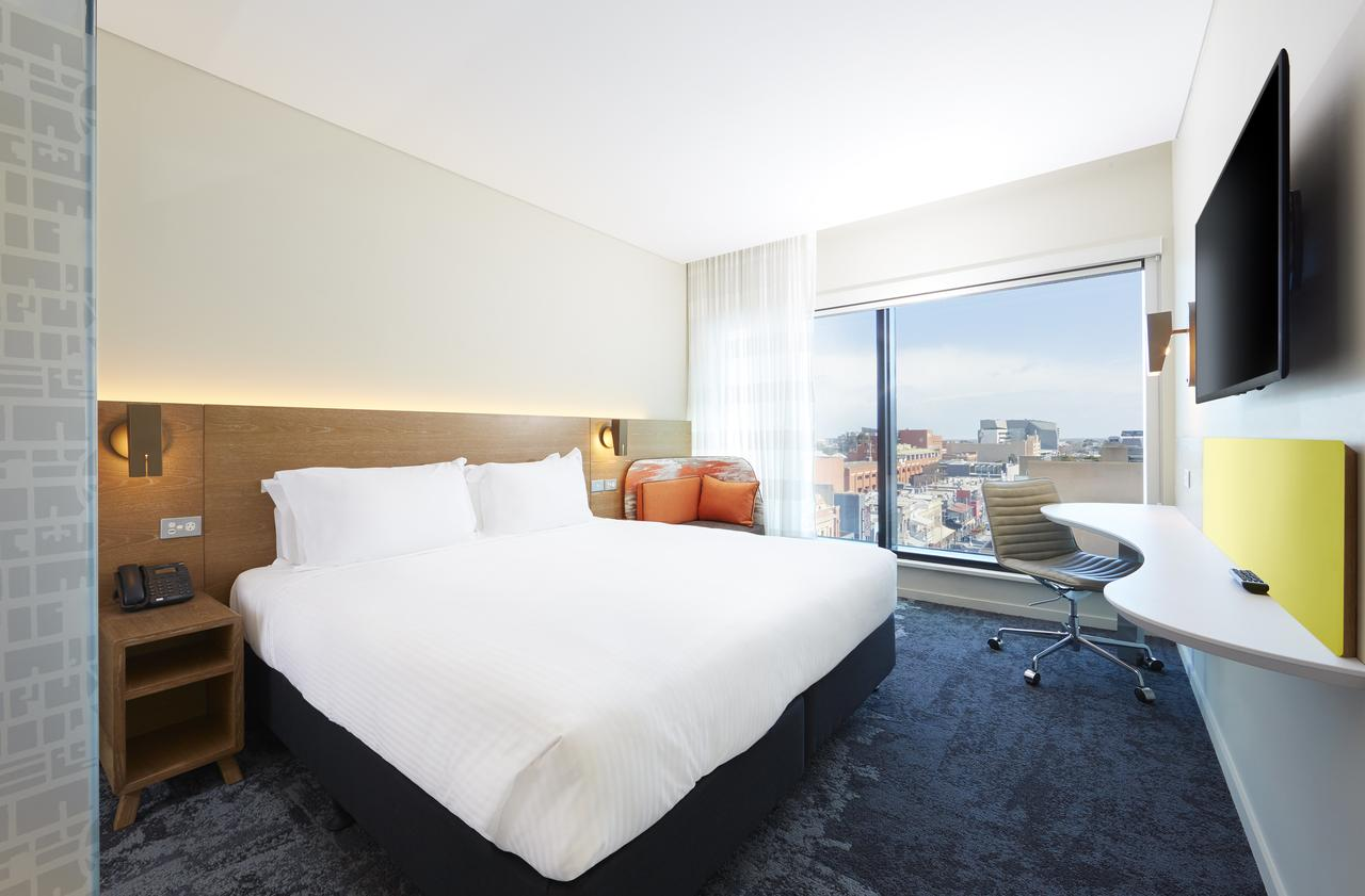 Holiday Inn Express Adelaide City Centre - Accommodation Melbourne