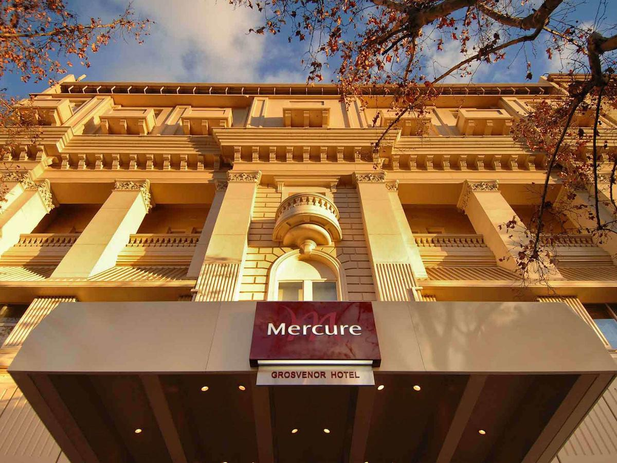 Mercure Grosvenor Hotel Adelaide - Accommodation Melbourne