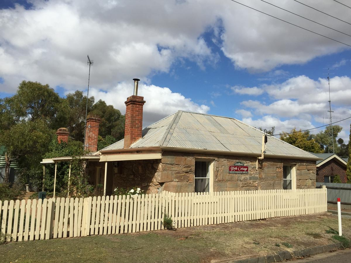 Blyth Cottage Burra - Accommodation Melbourne
