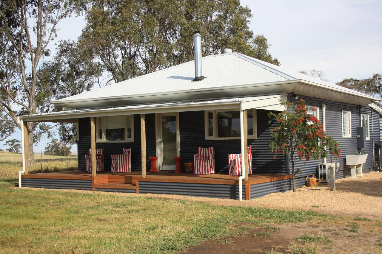 Rabbiters Hut - Accommodation Melbourne