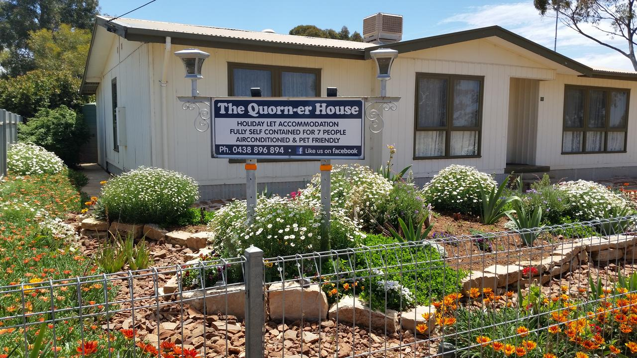 The Quorn-er House - Accommodation Melbourne