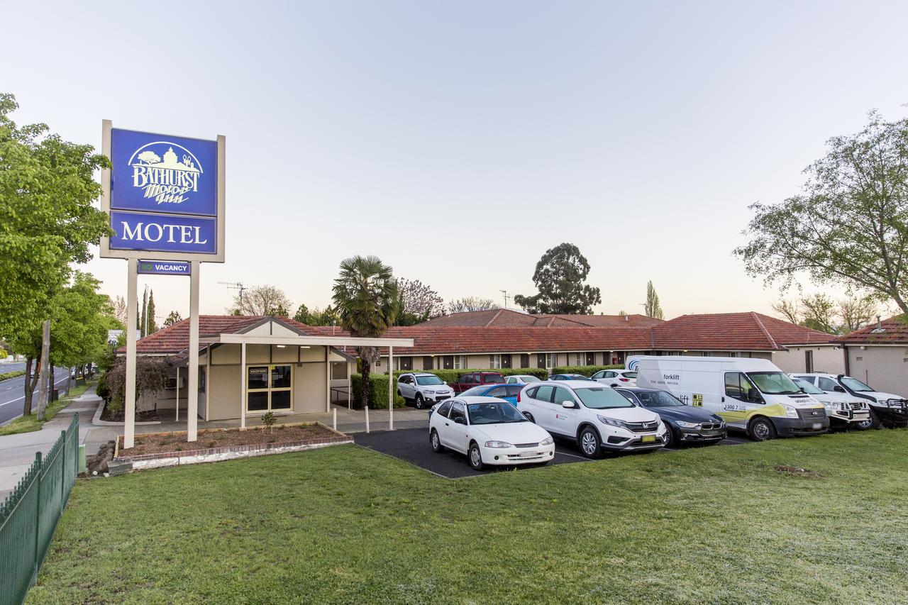 Bathurst Motor Inn - Accommodation Melbourne