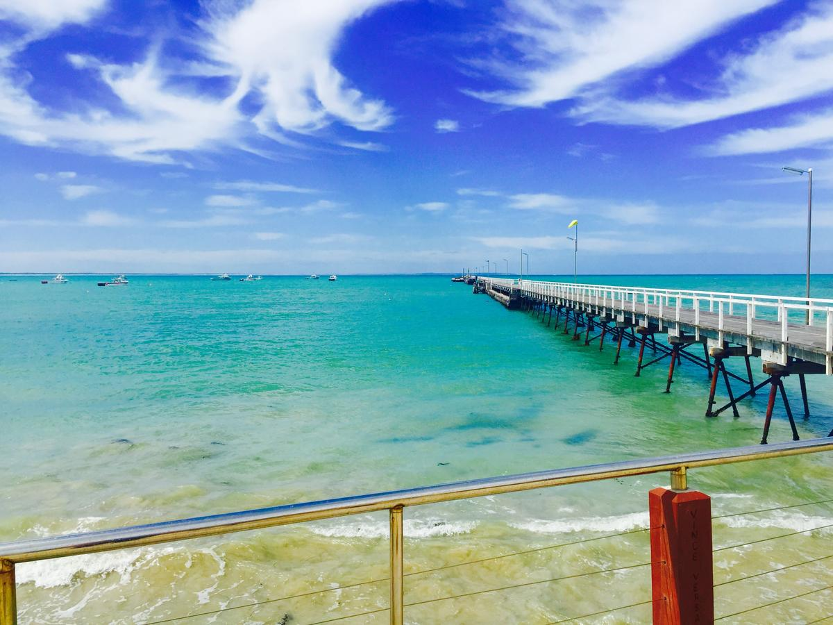 Railway Cottage in Beachport - Accommodation Melbourne