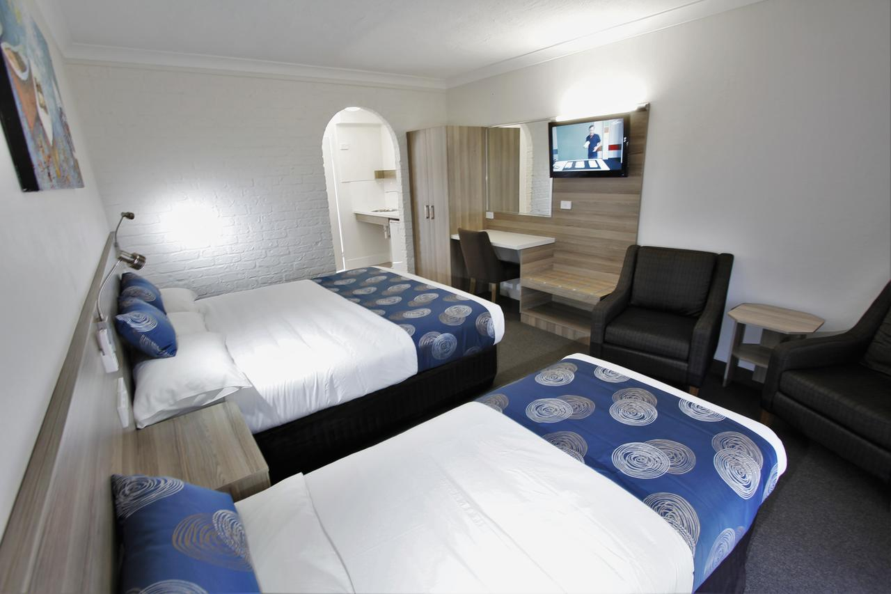 Aston Motel Yamba - Accommodation Melbourne