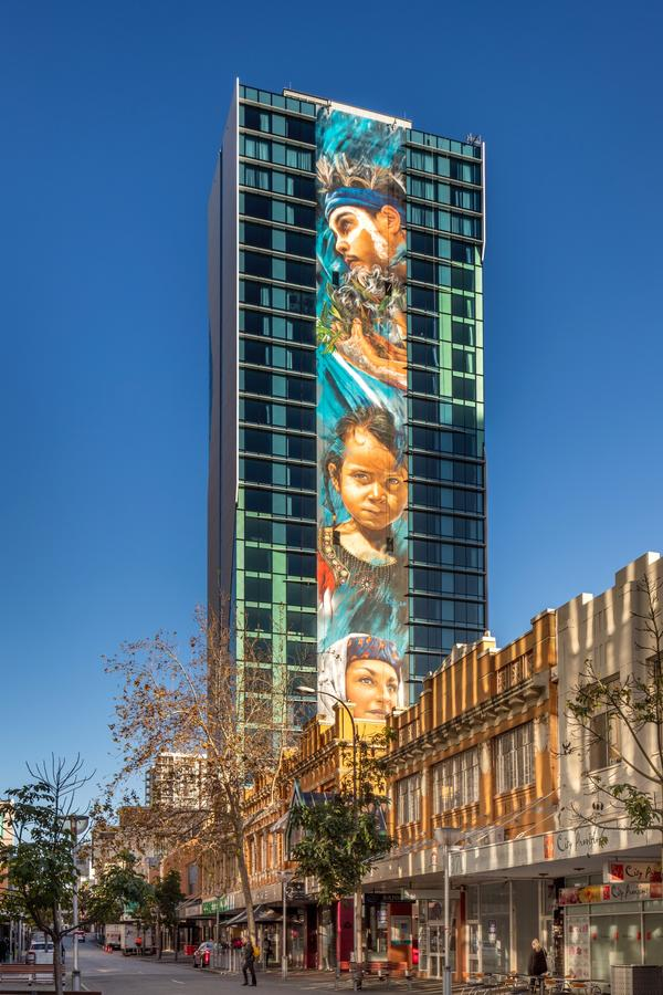 Art Series - The Adnate - Accommodation Melbourne