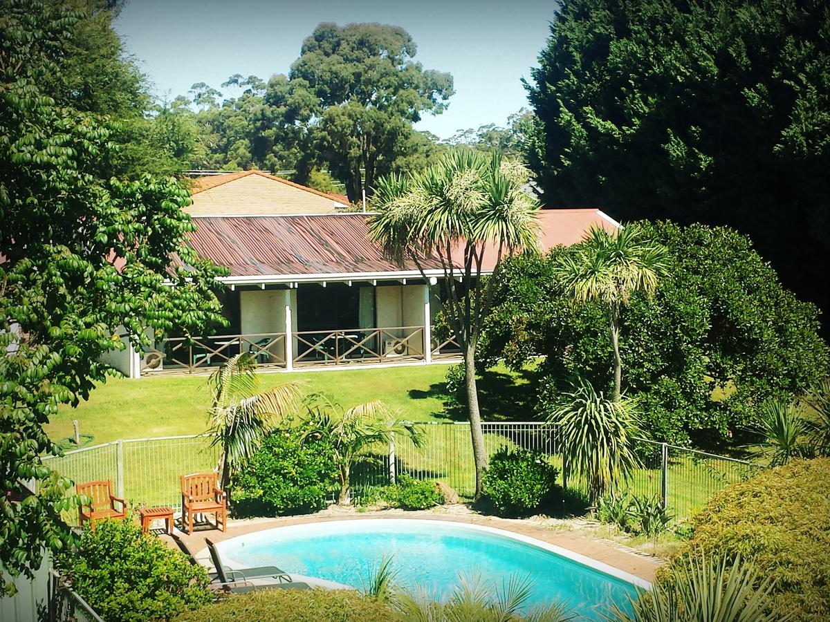 Karri Forest Motel - Accommodation Melbourne