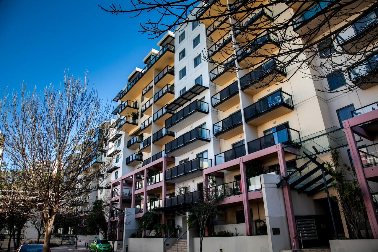Apartments on Mounts Bay - Accommodation Melbourne